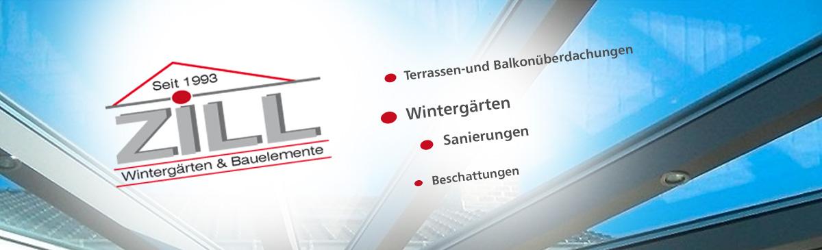 Wintergarten-Zill